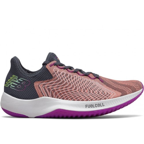 Fuelcell Rebel New Balance Women's Athletic Shoes new look Ginger Pink KHAM471