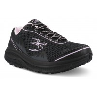 Mighty Walk Gravity Defyer Women's Athletic & Sneakers Business Casual Black-Lilac Size 6.5 online shopping WOJO993