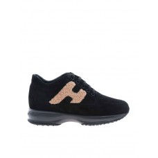 Women Hogan Laced Shoes Colorful in style Fall QCUPMAS