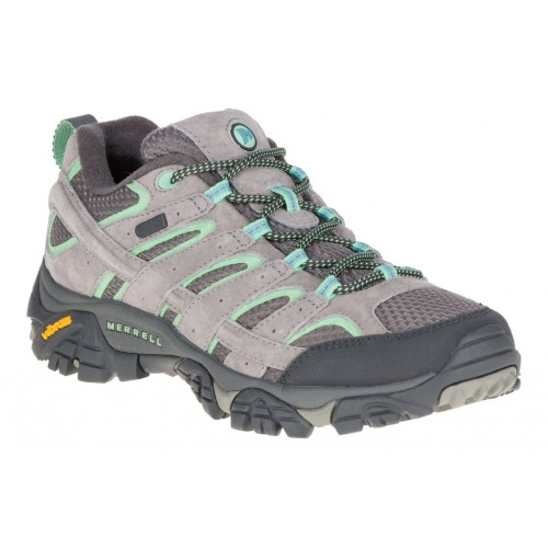 Moab 2 Wp Merrell Women's Drizzle-Mint outlet ICDM694