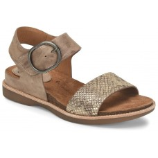 Bali Sofft Women's Mist Grey-Taupe Luxury in store WDDC133