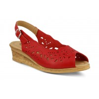 Orella Spring Step Women's on style Red For Walking BTVG350