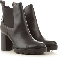 Guess Womens Boots Black Expensive Eco Leather Designer Sale QABCJ4633
