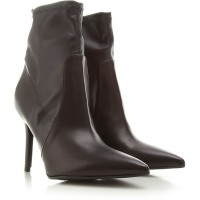 Karl Lagerfeld Womens Boots Black Leather on sale near me ZDHJV4894
