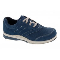 Columbia Drew Shoes Women's Casual Navy Suede On Line SJVH669