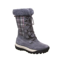 Lotus BEARPAW Women's Collection Charcoal On Line AHVU858