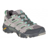 Moab 2 Wp Merrell Women's Drizzle-Mint ZFBE217