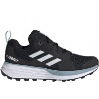Terrex Two Adidas Women's Selling Well Black-Grey LVCT785