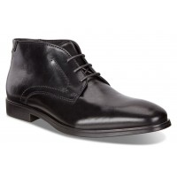 Melbourne Boot Ecco Men's in style Black-Magnet Size 15 On Sale PHBD327