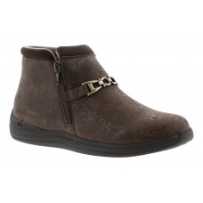 Blossom Drew Shoes Women's Brown Foil On Line REND975