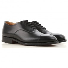 Church's Mens Lace-ups Black Leather Fitted WJLEK1610