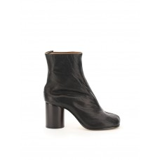 Women Maison Margiela Tabi Leather Boots The Top Selling Spring YQIXPAR